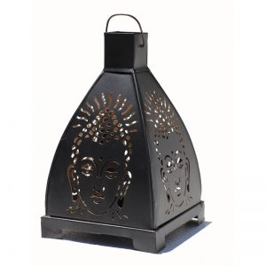 Buddha Shadow Tealight Holder