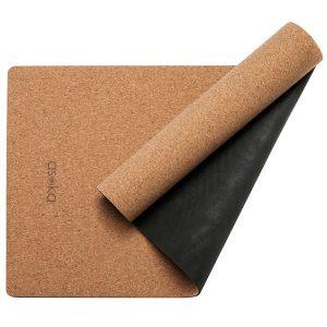 Cork Yoga Mat - Luna