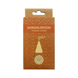 Cottage Cones – Sandalwood