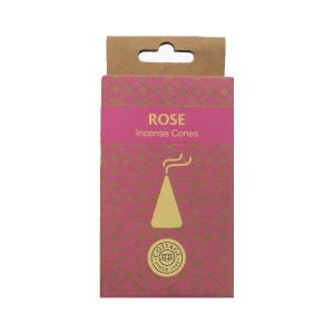 Cottage Cones – Rose
