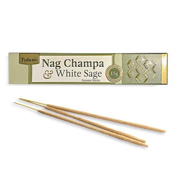 Nag Champa White Sage