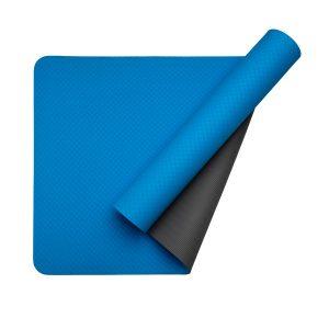 Asoka Eco Yoga Mat Turquoise/charcoal