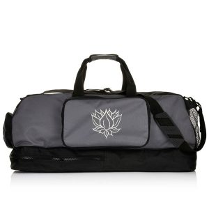 Voyage Kit Bag – Charcoal