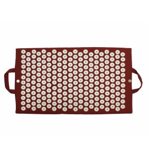 Acupressure Energy Mat Burgundy