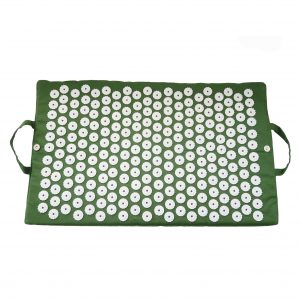 Acupressure Energy Mat Moss Green