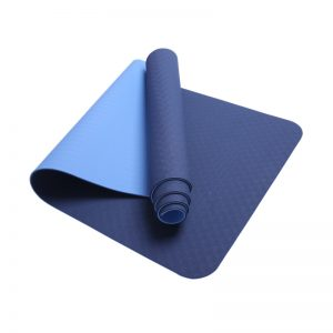 Asoka Eco Yoga Mat – Blue