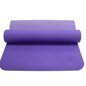 Asoka Eco Yoga Mat - Lavender