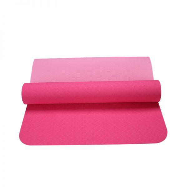 asoka eco yoga mat - pink