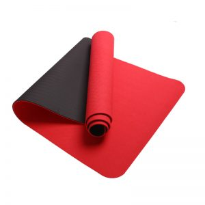 Asoka Eco Yoga Mat – Watermelon Red