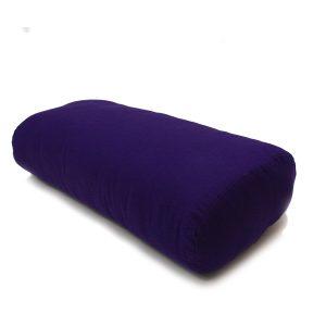 Maxi Rectangular Yoga Bolster – Violet