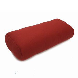 Maxi Rectangular Yoga Bolster – Burgundy