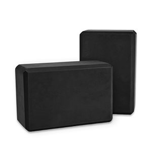 Yoga Block – Eva Foam Black