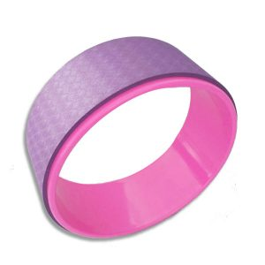 Yoga Wheel – Violet And Pink