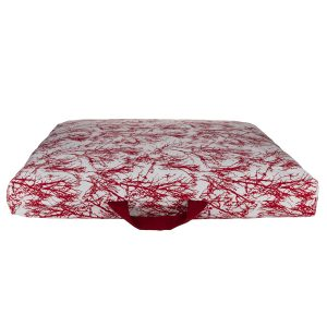 Zabuton Meditation Cushion – Red Woods