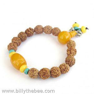 Holy Rudraksha Bracelet Bodhi
