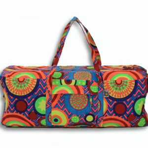 Summer Sun Yoga Kit Bag