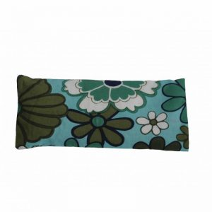 Aum Lavender Eye Pillow – Blue Floral