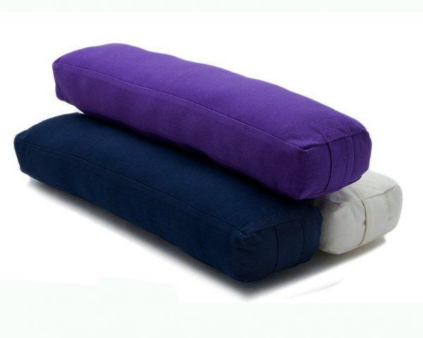 yoga bolster cotton