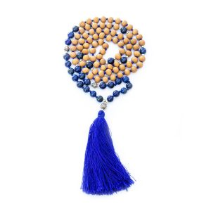 Intention Mala – Lapis Lazuli