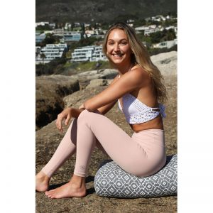 Maxi Flow Nude – Full Length High Waist Leggings