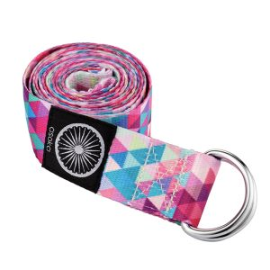 Yoga Strap – Pixie Pink