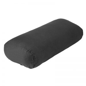 Maxi Rectangular Yoga Bolster – Charcoal